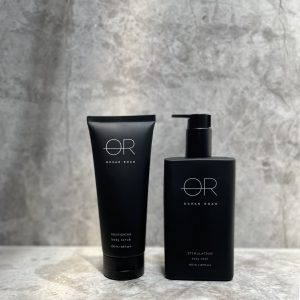Ocean Road Black Body Scrub